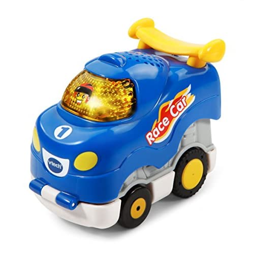 Well Wreapped Vtech Go Go Smart Wheels Press And Race Race Car