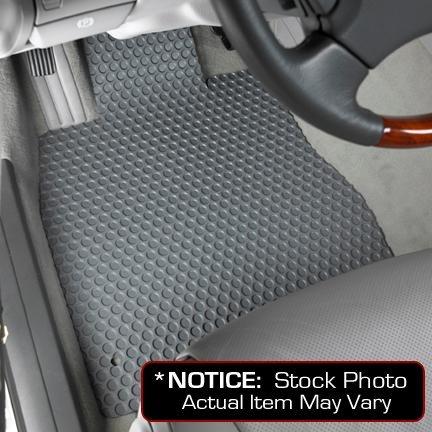 Mercedes-Benz Sprinter 2500 Lloyd Mats Custom-Fit All-Weather Rubbertite Floor Mats 2 Piece Front Set - Grey (2010 10 2011 11 2012 12 )
