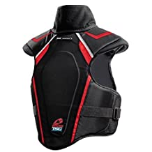 EVS Sports SV1T Trail Model Snowmobile Vest (Black/Red, Medium/Large) by EVS Sports