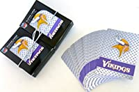Minnesota Vikings, Playing Cards, Double Deck Set