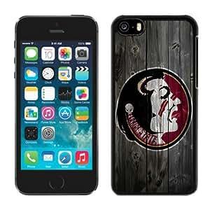NCAA ACC Atlantic Coast Conference Florida State Seminoles 12_iPhone 5C Case Cover