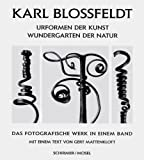 Urformen der Kunst - Wundergarten der Natur: Das fotografische Werk in einem Band