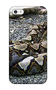 Poisonous Snake Durable Iphone 5/5s Tpu Flexible Soft Case