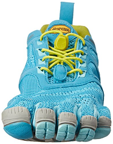 Outdoor FiveFingers Blue Grey KMD Evo Vibram Light Yellow Fitnessschuhe Damen Mehrfarbig P7pIPwqx