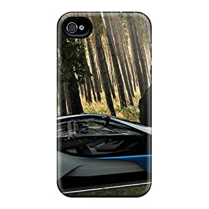 For Iphone 6 Premium Tpu Cases Covers 2009 Bmw Vision Efficient Dynamics Concept Protective Cases