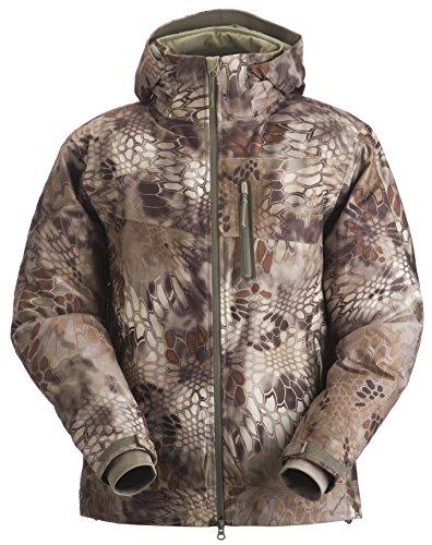 Kryptek Men's Aegis Extreme Jacket, Highlander, Large