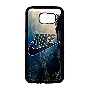 Landscape Background Unique Design Nike Phone Case Cover for Samsung Galaxy S6 Just Do It Fashionable