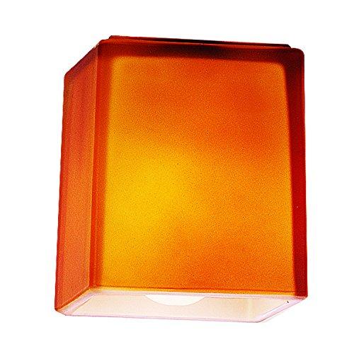 Rectangular Glass Pendant Lighting - 7
