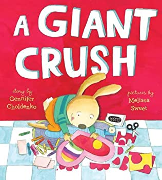 book cover of A Giant Crush