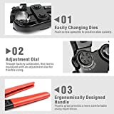 IWISS IWS-FAS PEX Crimping Tool Kit for F1807
