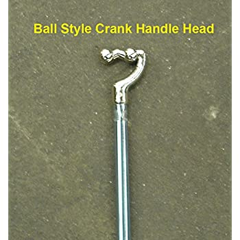 Amazon Com Ball Style Awning Crank Handle 4 7 Quot Long