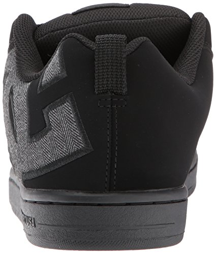 SHOE Uomo GRAFFIK DC Black Shoes COURT Bhe Sneaker pqUIaX
