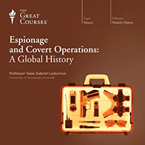 Espionage and Covert Operations: A Global History Lecture