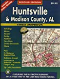 img - for Huntsville & Madison County, Alabama , Street Mapbook, Second Edition book / textbook / text book