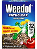 Weedol Pathclear Weedkiller Liquid Concentrate, 12 Tubes