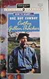 One Hot Cowboy, Cathy G. Thacker, 0373166737