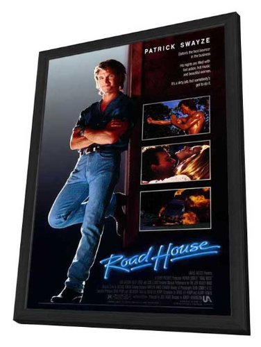 Road House Framed Movie Poster