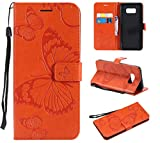 Best Samsung Galaxy  Cases - CUSKING Wallet Case for Samsung Galaxy S8 Plus Review