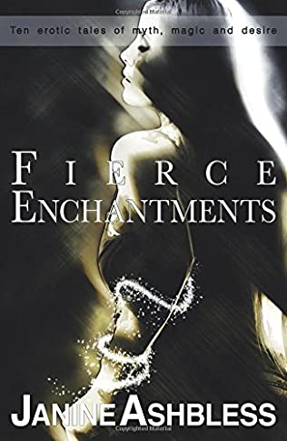 book cover of Fierce Enchantments
