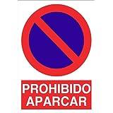 Normaluz RD40940 - Señal Prohibido Aparcar Aluminio 0,5 mm ...