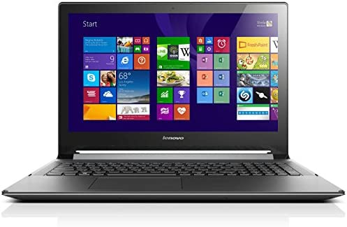Amazon.com: Lenovo Flex 2 15.6-Inch Touchscreen Laptop (59418264) Black: Computers & Accessories