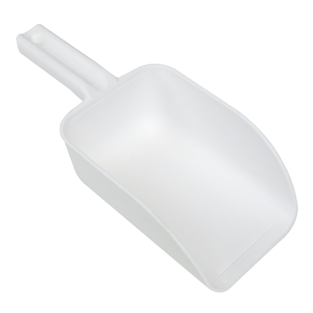 UltraSource 32 oz. Plastic Scoop for Ice, Dog Food, Dry Goods, and more by UltraSource