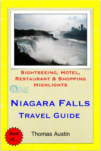 Niagara Falls Travel Guide - Sightseeing, Hotel, Restaurant & Shopping Highlights - Shopping Niagara