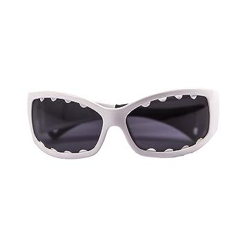 Ocean Sunglasses Fuerteventura - Gafas de Sol polarizadas - Montura : Blanco Brillante - Lentes :