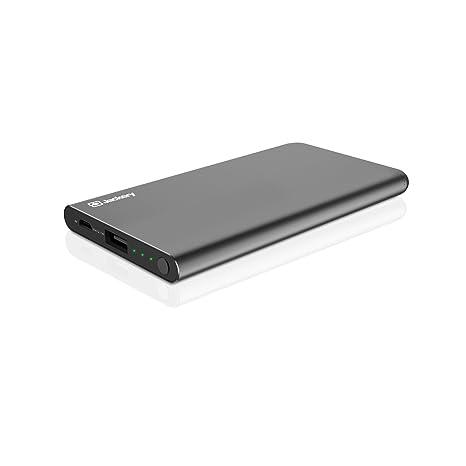 [Amazon Canada - Lightning Deal]Jackery Pop Slim 5000mAh Portable Charger - 9.43 (100% Claimed)