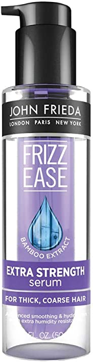 John Frieda Frizz Ease Extra Strength 6 Effects+ Serum, 1.69 Ounces