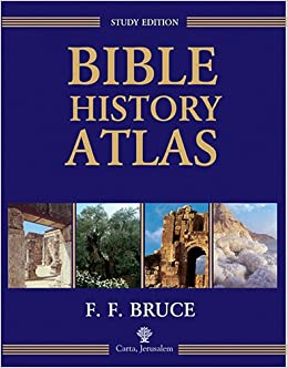 Bible History Atlas: Young Persons Study Edition