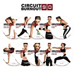 NATARIFITNESS..COM  515nmpNjtfL._SS150_ Circuit Burnout 90: 90 Day DVD Workout Program with 10+1 Exercise Videos + Training Calendar, Fitness Tracker &Training…