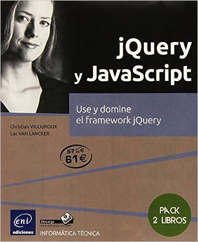 Programación en jQuery y JavaScript