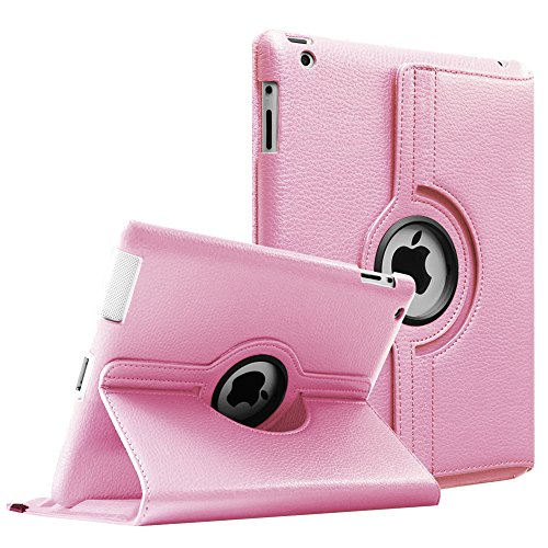 Fintie iPad 2/3/4 Case - 360 Degree Rotating Stand Smart Pro