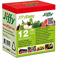 Jiffy 005302 Torf-Quelltöpfe