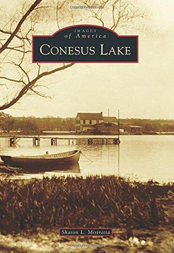 Conesus Lake (Images of America) (City Livonia)