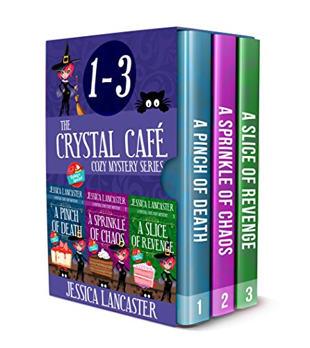 !Best Crystal Café Cozy Mystery Box Set: Books 1 - 3<br />EPUB