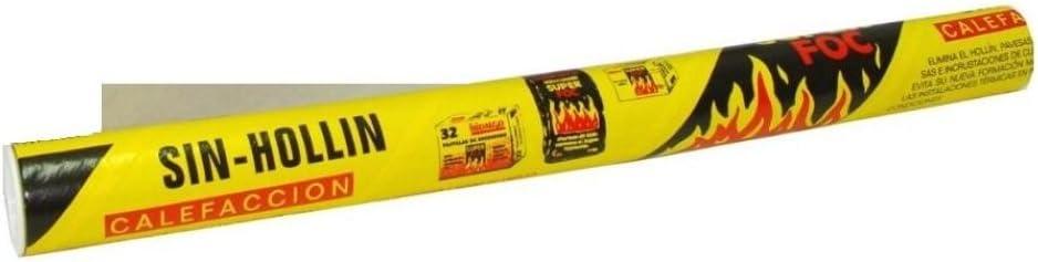 HIDALGO PRODUCTOS Sin Hollin Calefaccion Tubo 140 Gramos