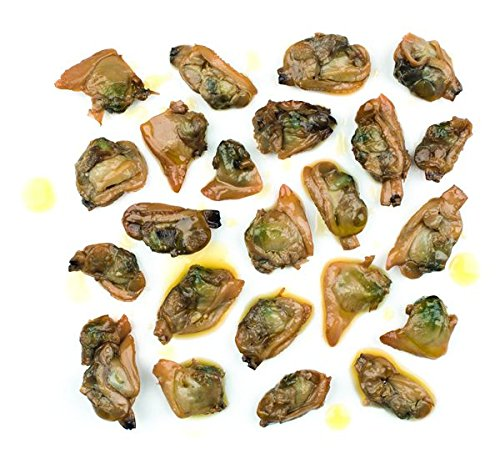 Roland Foods Baby Clams, Smoked, 3 Ounce (Pack of 10) (Baby Clams)