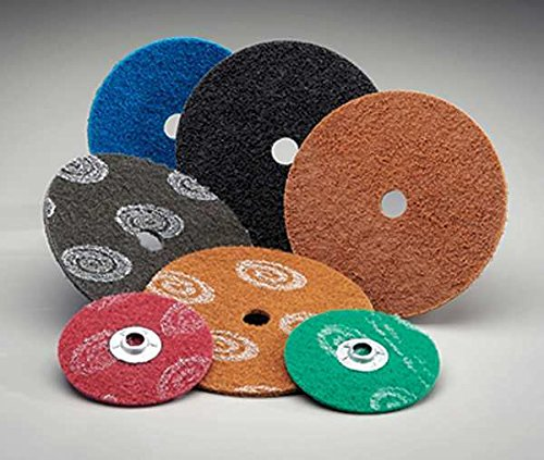 Saint Gobain - 66623334954 - Conditioning Disc, 5in, 180-220 Grit, PK25 by Saint Gobain