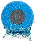 #3: Stalion SS-SHWR-BTBLU Waterproof Bluetooth Portable Audio System (Cyan Blue)
