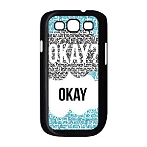 Cyber Monday Store Customize Samsung Galaxy S3 I9300 Back Case The Fault in Our Stars JNS3-1389