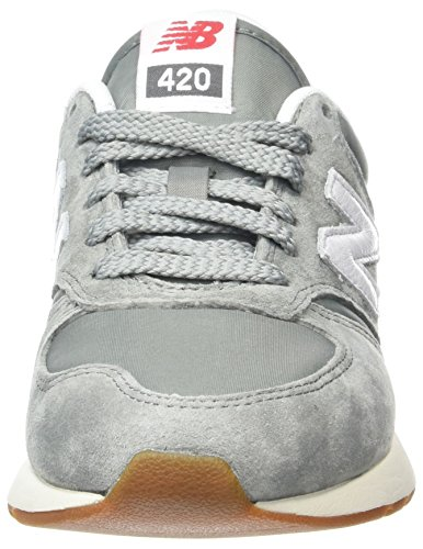 Balance Women's Trainers Seed Engineered Grey Re With 420 White New Zq4d7Z