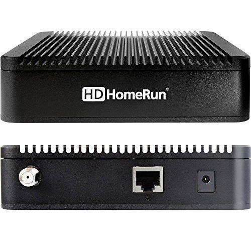 SiliconDust HDTC-2US-M HDHomeRun EXTEND FREE Broadcast HDTV (2-Tuner), Black