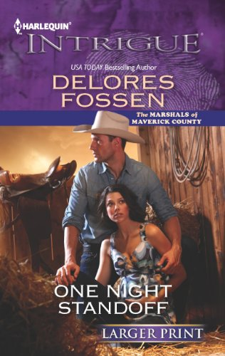 book cover of One Night Standoff