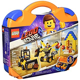 The Lego Movie 2 Emmet's Builder Box Set New Kids Children Toy Game