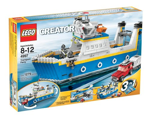 LEGO Creator Transport Ferry