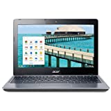 Acer C720 Chromebook (11.6-Inch, 2GB)  **Discontinued by Manufacturer**