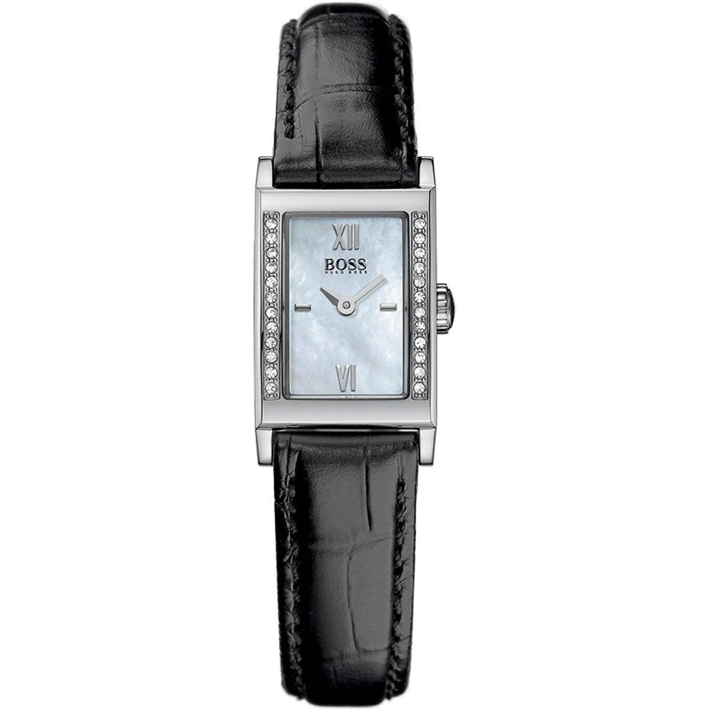HUGO BOSS Damen Armbanduhr 22 Steinen 1502192 UVP: 455 -00 €