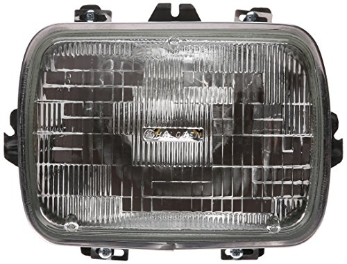 - OE Replacement Buick/Chevrolet/GMC/Oldsmobile/Pontiac/Volkswagen Driver/Passenger Side Headlight Assembly Sealed Beam (Partslink Number GM2500112)